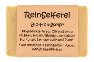 ReinSeiferei Bio-Honigseife
