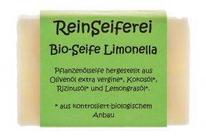 ReinSeiferei Bio-Seife Limonella